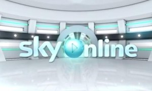 sky online screen