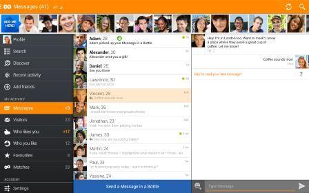 chat senza iscrizione