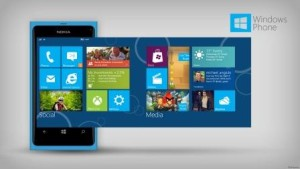 windows phone screen