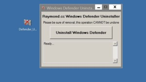 defender screen