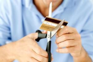disdire carta credito screen