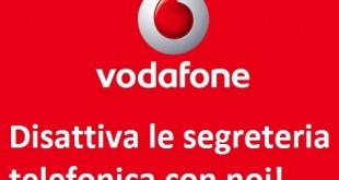 segreteria telefonica vodafone logo