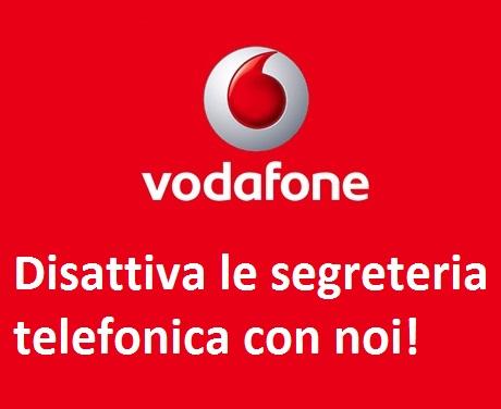 Come togliere segreteria Vodafone | Salvatore Aranzulla
