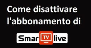 disdetta smart tv live logo