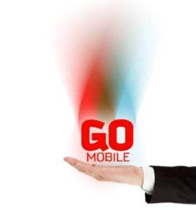 Go mobile screen