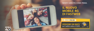 Come fare disdetta Fastweb Mobile